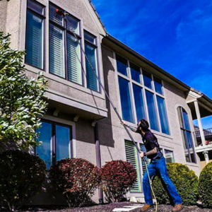 Optimum Window Cleaning in Denver Residential Window Cleaning Professional image